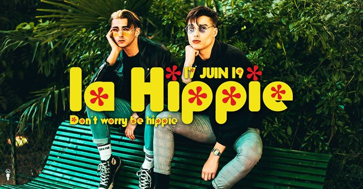 La Hippie en Paris le lun 17 de junio de 2019 20:00-02:00 (After-Work Gay)
