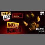 Naked Bear à Paris le jeu. 13 décembre 2018 de 22h00 à 04h00 (Sexe Gay)