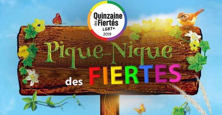 Le Pique-Nique des Fiertés in Paris le So 23. Juni, 2019 12.00 bis 16.00 (Picknick Gay, Lesbierin)