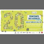 Printemps des Assoces : 20ème édition ! [Évènement officiel] in Paris le Sat, April  6, 2019 from 02:00 pm to 07:00 pm (Festival Gay, Lesbian)