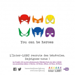 Les Rencontres Bénévoles de l'Inter-LGBT in Paris le Sat, February  2, 2019 from 06:00 pm to 07:30 pm (Meetings / Discussions Gay, Lesbian, Trans, Bi)