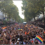 Marche des Fiertés LGBT+ de Paris IDF 2019 in Paris le Sa 29. Juni, 2019 14.00 bis 19.00 (Paraden / Umzügen Gay, Lesbierin)