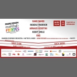 巴黎Grand Podium de la Marche des Fiertés 20182018年 5月30日,17:00(男同性恋, 女同性恋 演出)
