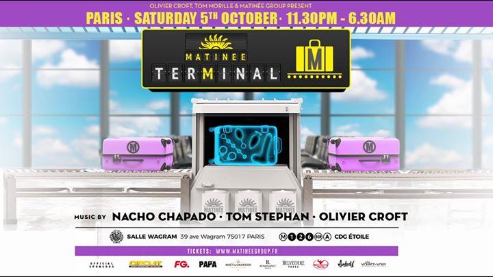 Matinée Paris Terminal M Big Opening à Paris le sam.  5 octobre 2019 de 23h30 à 06h30 (Clubbing Gay Friendly)