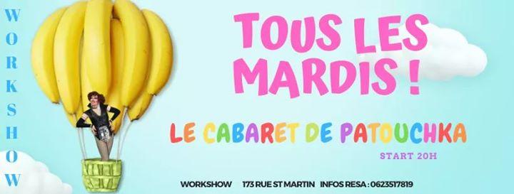 Patouchka Recoit Les Folles De Paris à Paris le mar.  5 novembre 2019 à 20h00 (After-Work Gay Friendly)
