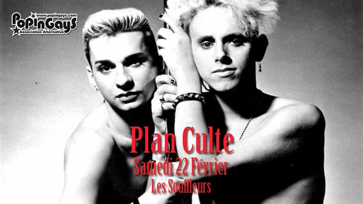 Plan Culte III (une soirée made in Popingays) in Paris le Sat, February 22, 2020 from 10:00 pm to 05:00 am (Clubbing Gay, Lesbian)