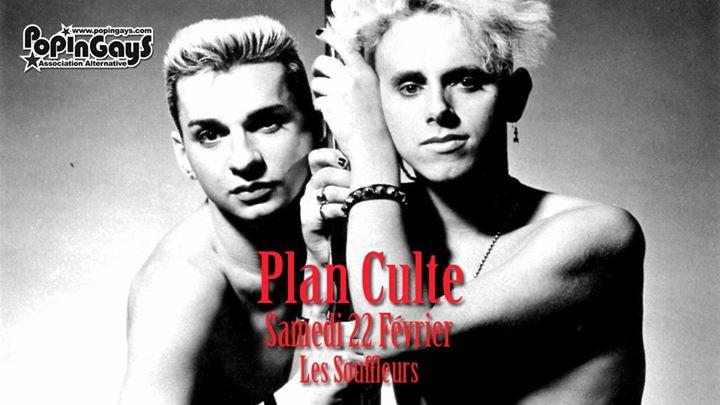 Plan Culte III (une soirée made in Popingays) à Paris le sam. 22 février 2020 de 22h00 à 05h00 (Clubbing Gay, Lesbienne)