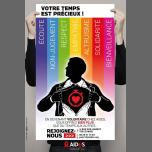 Porte Ouverte AIDeS Paris in Paris le Mi 20. Februar, 2019 19.00 bis 22.00 (Begegnungen / Debatte Gay, Lesbierin, Hetero Friendly)