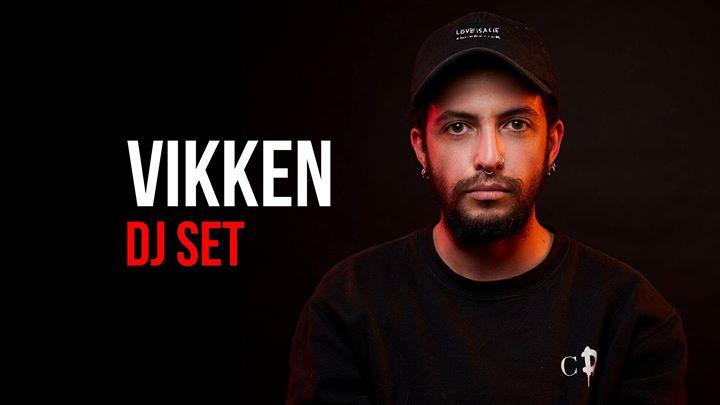 DJ set : Vikken à Paris le ven. 30 août 2019 de 21h30 à 01h30 (After-Work Lesbienne)