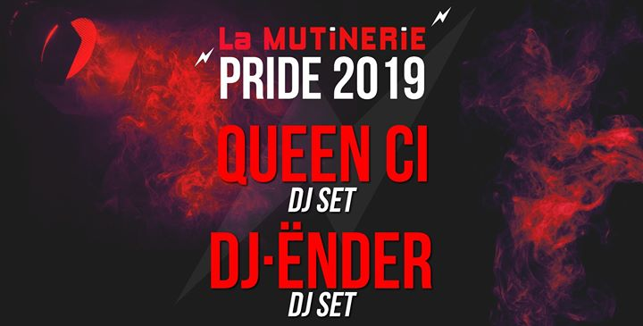 Post-Pride 2019 à la Mutinerie en Paris le sáb 29 de junio de 2019 15:00-01:30 (After-Work Lesbiana)