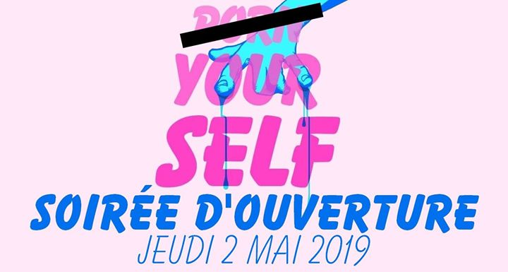 Soirée d'ouverture PYFestival in Paris le Do  2. Mai, 2019 18.00 bis 01.30 (After-Work Lesbierin)