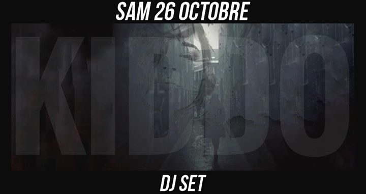 DJ set : KIDDO in Paris le Sat, October 26, 2019 from 09:30 pm to 01:30 am (After-Work Lesbian)