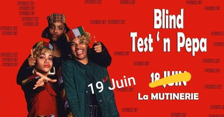 Blindtest 'N' PEPA à Paris le mer. 19 juin 2019 de 21h00 à 23h00 (After-Work Lesbienne)