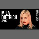 DJ set : Mila Dietrich in Paris le Thu, February  7, 2019 from 09:30 pm to 01:30 am (After-Work Lesbian)
