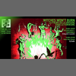 Witches won't burn : Atelier, conférence & Mess Noir Dj·endër em Paris le ter, 19 março 2019 20:30-01:30 (Workshop Lesbica)