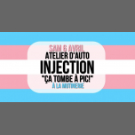 "Atelier d'auto-injection ""Ça tombe à pic"" in Paris le Sa  6. April, 2019 16.00 bis 18.00 (Werkstatt Lesbierin)"