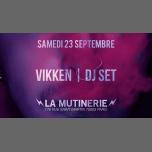 DJ set : Vikken à Paris le sam. 23 septembre 2017 de 21h00 à 01h30 (After-Work Lesbienne)