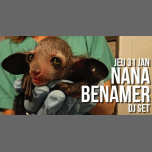 DJ set : Nana Benamer in Paris le Thu, January 31, 2019 from 09:30 pm to 01:30 am (After-Work Gay)