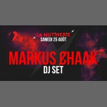 DJ set : Markus Ȼhaak in Paris le Sat, August 25, 2018 from 09:30 pm to 01:30 am (After-Work Lesbian)