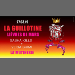 La Guillotine #1 // Lièvres De Mars in Paris le Mi 27. März, 2019 18.00 bis 00.00 (After-Work Lesbierin)