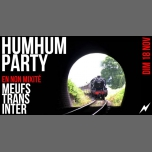 Humhum party [interdit aux mineur.e.s] in Paris le Sun, November 18, 2018 from 07:00 pm to 01:00 am (After-Work Lesbian)