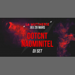 DJ set : Dotcnt + Naominitel à Paris le jeu. 28 mars 2019 à 21h30 (After-Work Lesbienne)