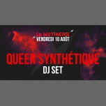 DJ set : Queer Synthétique en Paris le vie 10 de agosto de 2018 21:30-01:30 (After-Work Lesbiana)