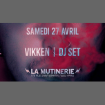 DJ set : Vikken in Paris le Sa 27. April, 2019 21.30 bis 01.30 (After-Work Lesbierin)