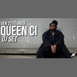 DJ set : Queen Ci in Paris le Fri, February 22, 2019 from 09:30 pm to 01:30 am (After-Work Lesbian)
