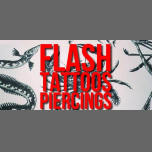 Flash-tattoos et piercings // 3 jours en Paris le lun  4 de marzo de 2019 17:00-00:30 (Curso práctico Lesbiana)