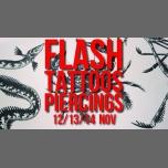 Flash-tattoos et piercings // 3 jours à Paris le mar. 13 novembre 2018 de 17h00 à 00h30 (After-Work Gay Friendly, Lesbienne)