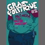 La Grosse Soirée de Gras Politique à Paris le jeu. 22 juin 2017 de 19h00 à 02h00 (After-Work Lesbienne)