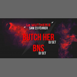 DJ sets : Butch Her / BNS in Paris le Sat, February 23, 2019 from 09:30 pm to 01:30 am (After-Work Lesbian)