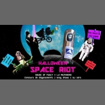 Halloween Space Riot in Paris le Wed, October 31, 2018 at 08:00 pm (After-Work Gay Friendly, Lesbian)