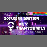 Soirée des Transgrrrls in Paris le Sat, February  9, 2019 from 06:00 pm to 01:45 am (After-Work Lesbian)