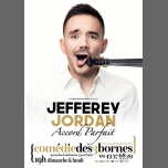 Jefferey Jordan dans Accord parfait à Paris le dim. 14 octobre 2018 de 19h00 à 20h00 (Spectacle Gay Friendly)
