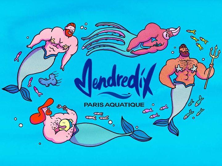 VendrediX Paris Aquatique in Paris le Fri, December 13, 2019 from 06:00 pm to 01:00 am (After-Work Gay)