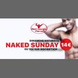 Naked Sunday à Paris le dim. 11 août 2019 de 12h00 à 00h00 (Sexe Gay)