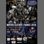 Election du Mister Leather France 2019 à Paris le ven. 28 juin 2019 de 20h00 à 23h00 (Clubbing Gay)