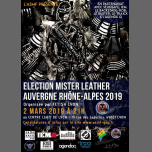 Election du Mister Auvergne Rhône-Alpes 2019 à Lyon le sam.  2 mars 2019 de 21h00 à 23h30 (After-Work Gay)