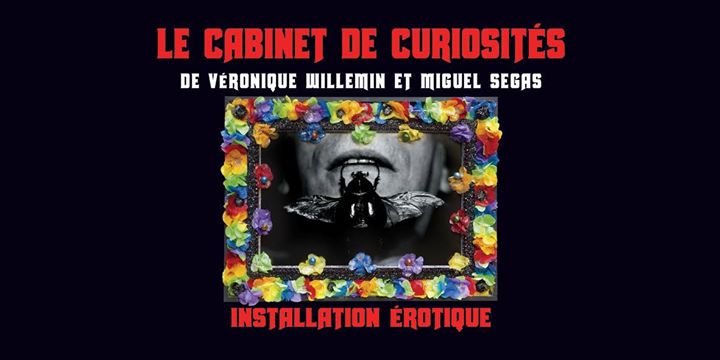 "Exposition ""Le Cabinet de Curiosités"" - Le Depot in Paris le Thu, February 13, 2020 from 06:00 pm to 09:00 pm (Expo Gay)"