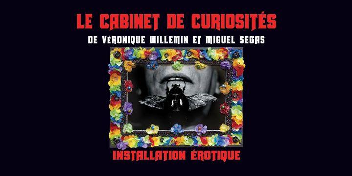 """Exposition """"Le Cabinet de Curiosités"""" - Le Depot in Paris le Do 13. Februar, 2020 18.00 bis 21.00 (Expo Gay)"""