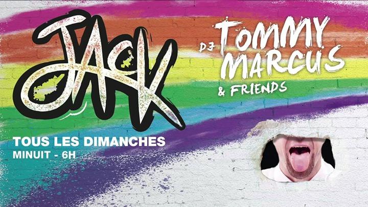 Jack - Tous les dimanches ! in Paris le Sun, June  9, 2019 from 11:00 pm to 06:00 am (Clubbing Gay)
