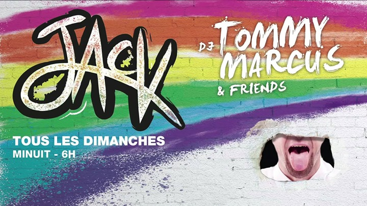Jack - Tous les dimanches ! in Paris le Sun, June 16, 2019 from 11:00 pm to 06:00 am (Clubbing Gay)