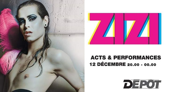 Zizi - Le Dépot a Parigi le gio 12 dicembre 2019 20:00-00:05 (After-work Gay)