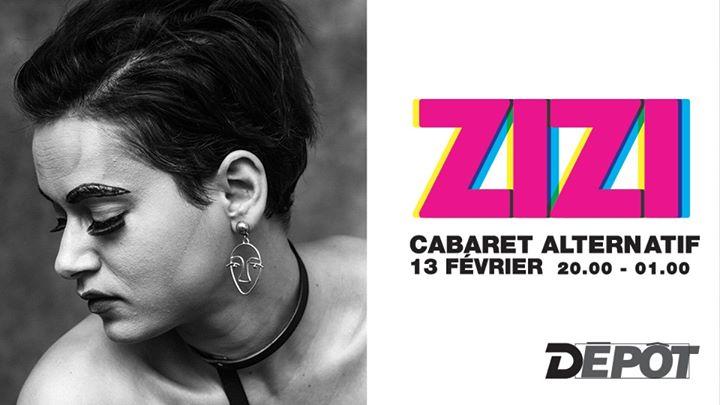 Zizi - Le Depot a Parigi le gio 13 febbraio 2020 20:00-01:00 (Clubbing Gay)