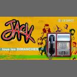 Jack - Tous les dimanches ! in Paris le So 17. März, 2019 22.00 bis 06.00 (Clubbing Gay)