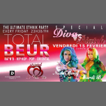 TOTAL BEUR # DIVA Vs Biatch in Paris le Fri, February 15, 2019 from 11:30 pm to 09:00 am (Clubbing Gay)