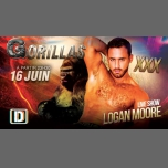 Gorillas Paris #6 XXX in Paris le Sat, June 16, 2018 from 11:55 pm to 10:00 am (Clubbing Gay)