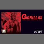 Gorillas Paris #3 à Paris le sam. 25 novembre 2017 de 23h30 à 10h00 (Clubbing Gay)